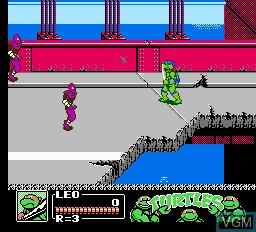 Image in-game du jeu 15-in-1 sur Nintendo NES