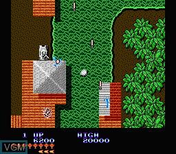 Image in-game du jeu 1945 sur Nintendo NES