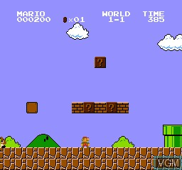 Image in-game du jeu 10000000-in-1 sur Nintendo NES