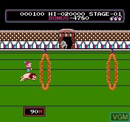 Image in-game du jeu 118-in-1 sur Nintendo NES