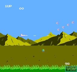 Image in-game du jeu 150-in-1 sur Nintendo NES