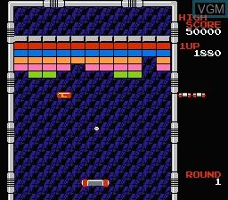 Image in-game du jeu 100-in-1 Contra Function 16 sur Nintendo NES