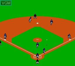 Image in-game du jeu R.B.I. Baseball 2 sur Nintendo NES