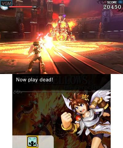 Kid Icarus - Uprising