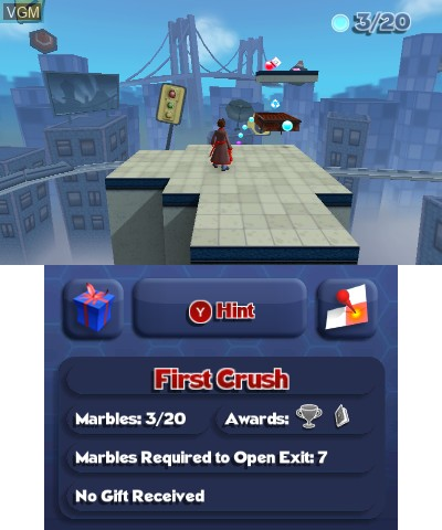 Nightmare Puzzle - Crush 3D