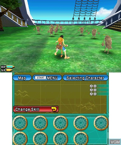 One Piece - Unlimited Cruise SP2