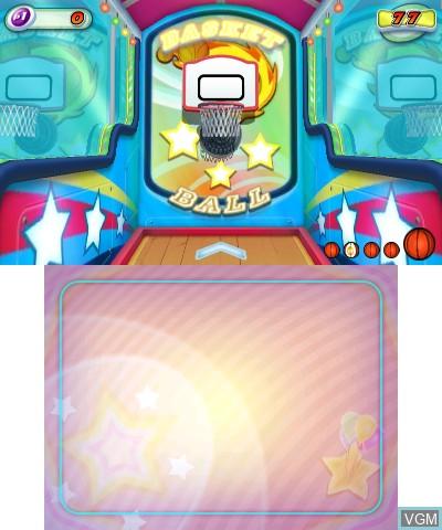 Image in-game du jeu Games Festival 1 sur Nintendo 3DS