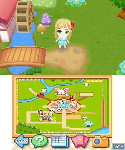 Hello Kitty to Mahou no Apron - Rhythm Cooking