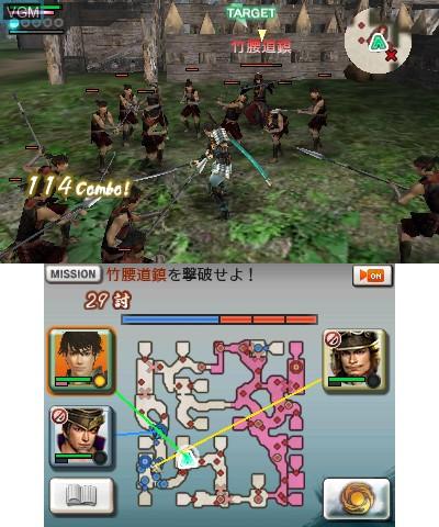 Sengoku Musou Chronicle 3