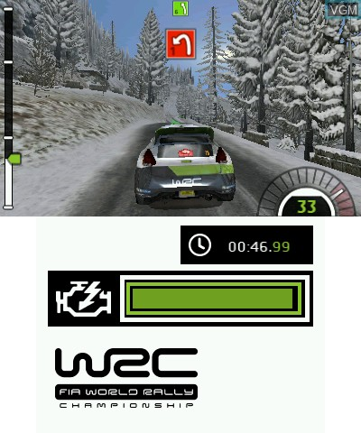 WRC - FIA World Rally Championship The Official Game