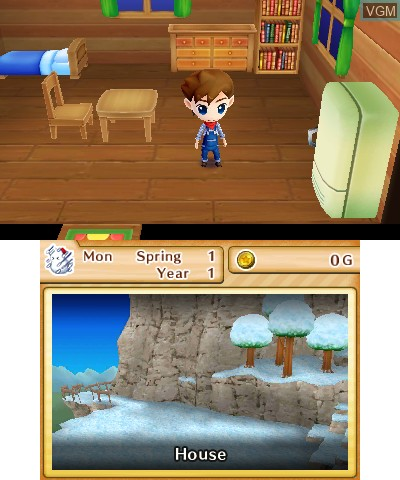 Harvest Moon - The Lost Valley