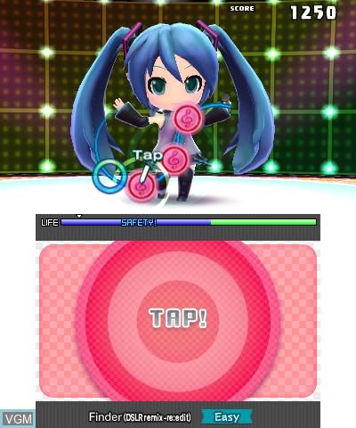 Hatsune Miku - Project Mirai Deluxe