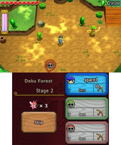 Legend of Zelda, The - Tri Force Heroes