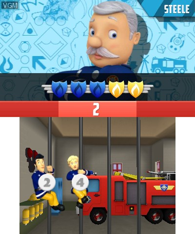 Fireman Sam - To The Rescue