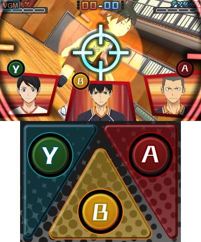 Haikyu!! Cross Team Match!