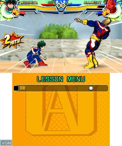 Boku no Hero Academia - Battle for All