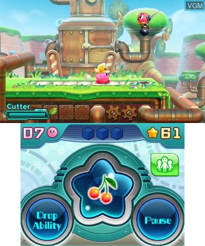Byeol-ui Kirby - Robobot Planet