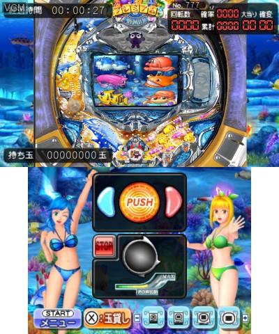 PachiPara 3D - Premium Umi Monogatari - Yumemiru Otome to Pachinko Ou Ketteisen