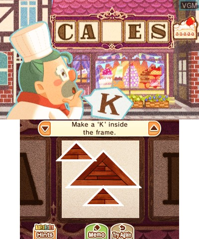 Layton's Mystery Journey - Katrielle and The Millionaires' Conspiracy