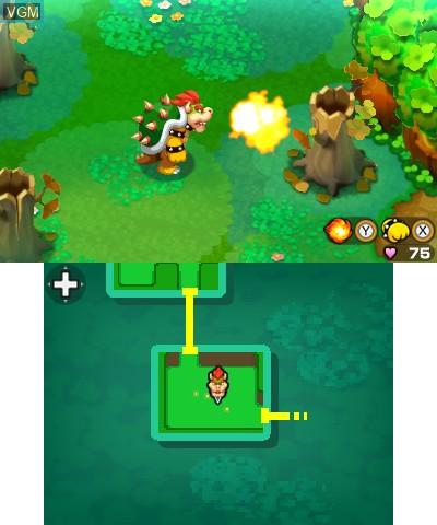 Mario & Luigi - Bowser's Inside Story + Bowser Jr.'s Journey