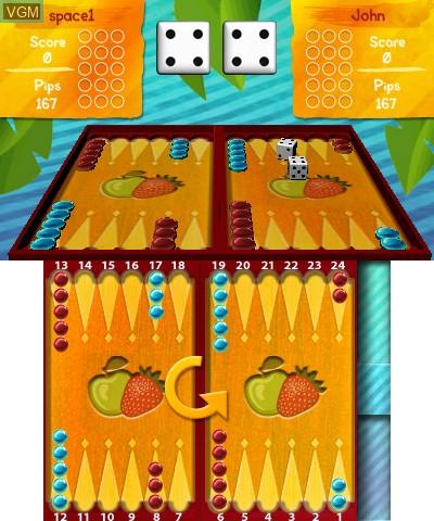 Image in-game du jeu Junior Games 3D sur Nintendo 3DS