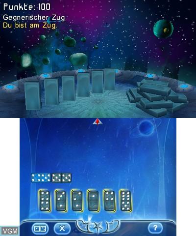 Image in-game du jeu 3D Game Collection sur Nintendo 3DS