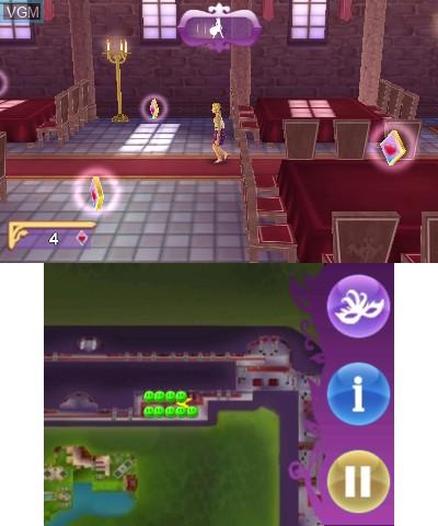 Image in-game du jeu Bella Sara 2 sur Nintendo 3DS