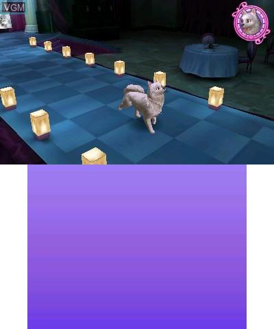 Image in-game du jeu Barbie - Groom and Glam Pups sur Nintendo 3DS