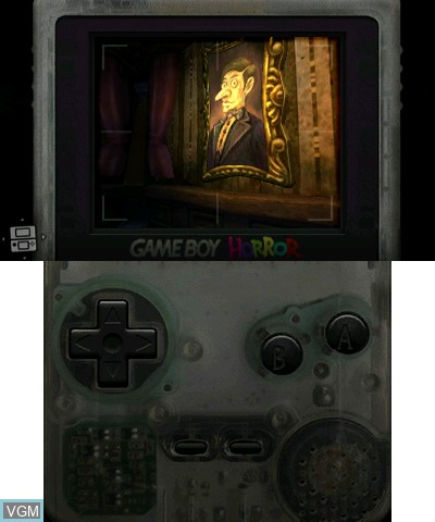 Image in-game du jeu Luigi's Mansion sur Nintendo 3DS