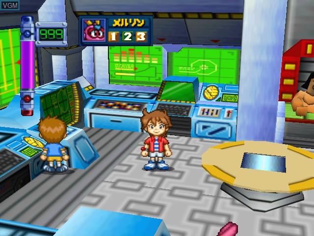 Robot Ponkottsu 64 - 7tsu no Umi no Caramel