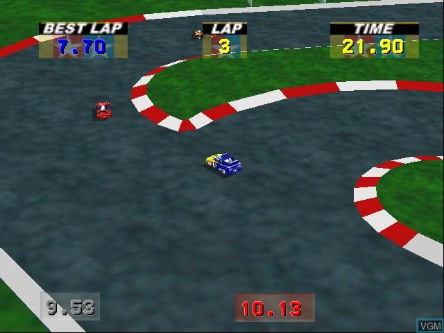 Tamiya Racing 64