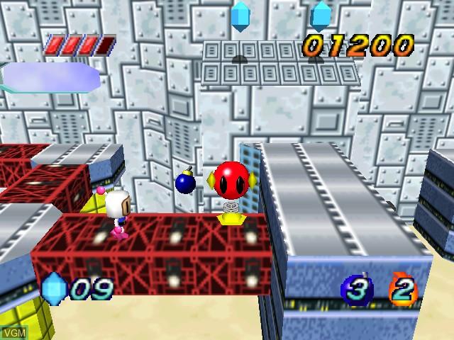 Bomberman Hero - Mirian Oujo wo Sukue!