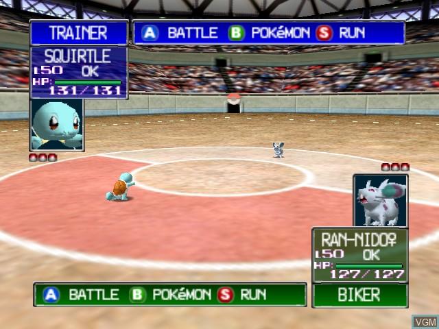 Pocket Monsters Stadium