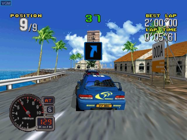 Rally '99
