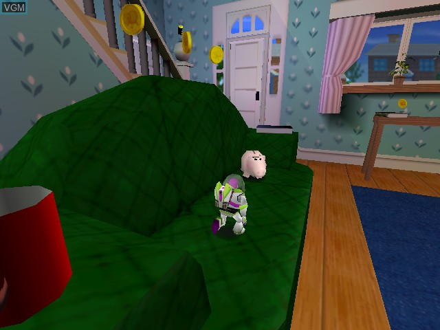 Toy Story 2 - Buzz L'eclair A La Rescousse!