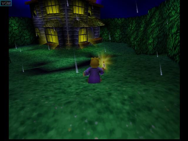 Image in-game du jeu 40 Winks sur Nintendo 64
