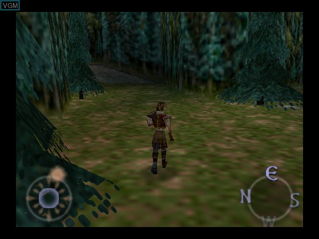 Image in-game du jeu Aidyn Chronicles - The First Mage sur Nintendo 64