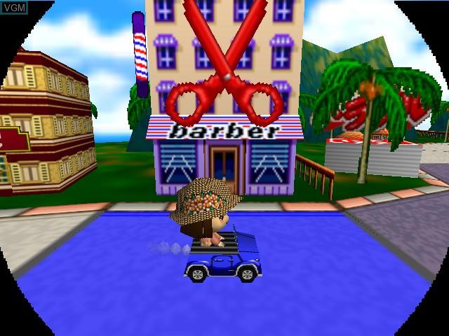 Image in-game du jeu Bakushou Jinsei 64 - Mezase! Resort Ou sur Nintendo 64