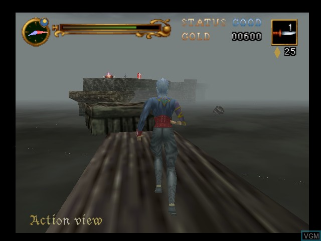 Image in-game du jeu Castlevania - Legacy of Darkness sur Nintendo 64