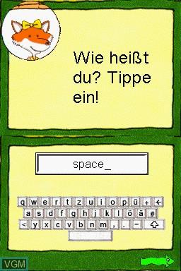 Image de l'ecran titre du jeu Mathematik und Deutsch - 1.-4. Klasse - 2014 sur Nintendo DS