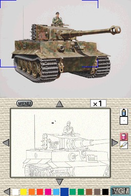 Paint by DS - Military Vehicles