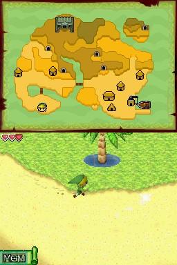 Zelda no Densetsu - Mugen no Sunadokei