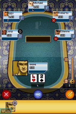 Partouche Poker Tour - Poker Texas Hold'em No Limit