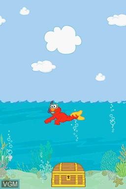 123 Sesame Street - Elmo's A-to-Zoo Adventure - The Videogame