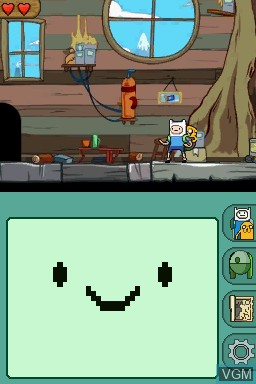 Adventure Time - Hey Ice King! Why'd You Steal Our Garbage!!