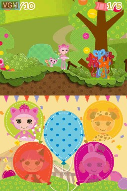 Lalaloopsy - Carnival of Friends