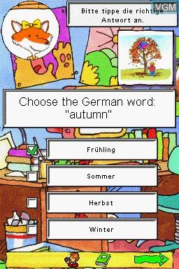 Image in-game du jeu Grundschule - 1.-4. Klasse - Fit fuers Gymnasium - 2014 sur Nintendo DS