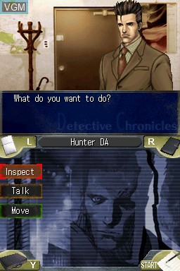Jake Hunter - Detective Chronicles