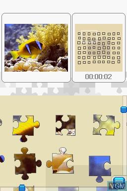 Underwater Puzzle - Echter Puzzlespass fuer Unterwegs