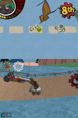 Wacky Races - Crash & Dash